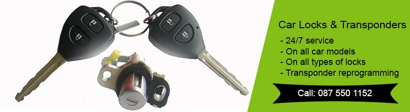 Quality Car & Auto Locksmith Durban | Transponder Keys | 087